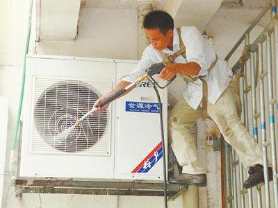 格力空调室内机清洗方法
